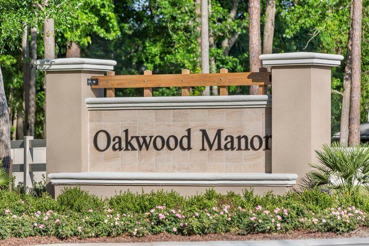 Oakwood Manor,32223