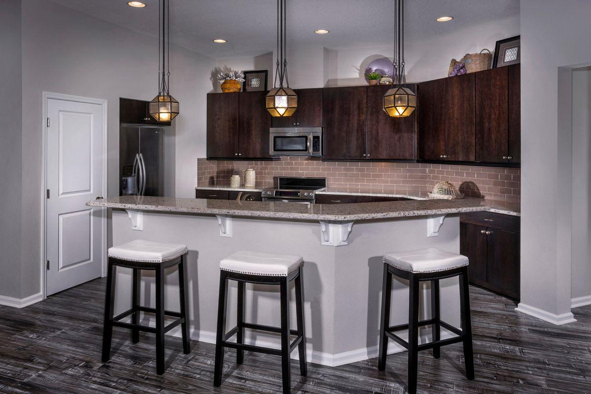 Kitchen featured in The Hayden By KB Home in Jacksonville-St. Augustine, FL