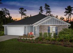 The Covington - Mill Creek Plantation: Saint Johns, Florida - KB Home