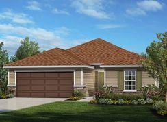 The Avondale - Mill Creek Plantation: Saint Johns, Florida - KB Home