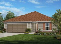 The Hayden - Mill Creek Plantation: Saint Johns, Florida - KB Home