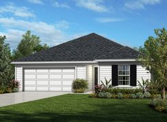 The Berkley - Williamstown: Jacksonville, Florida - KB Home