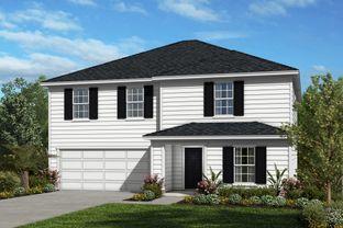 Plan 2566 - Barrington Cove: Jacksonville, Florida - KB Home