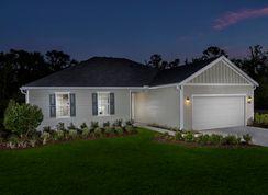 The Stewart - Logan Pointe: Jacksonville, Florida - KB Home