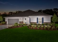 The Covington - Logan Pointe: Jacksonville, Florida - KB Home