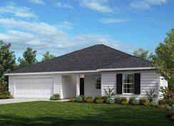 The Claremont - Logan Pointe: Jacksonville, Florida - KB Home