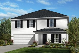Plan 2566 - Azalea Hills: Jacksonville, Florida - KB Home