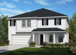 Plan 2716 - Hudson Grove: Jacksonville, Florida - KB Home