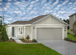 The Branson Modeled - The Preserve at Wells Creek - Executive Series: Jacksonville, Florida - KB Home