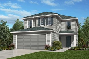 The Westin Modeled - The Preserve at Wells Creek - Executive Series: Jacksonville, Florida - KB Home