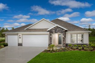 The Hayden Modeled - The Preserve at Wells Creek - Executive Series: Jacksonville, Florida - KB Home