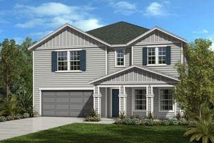 Plan 2716 - Panther Creek: Jacksonville, Florida - KB Home