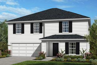 Plan 2566 - Panther Creek: Jacksonville, Florida - KB Home