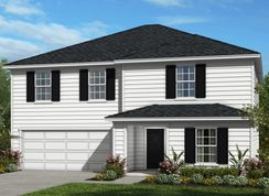 The Madison - The Preserve at Wells Creek - Executive Series: Jacksonville, Florida - KB Home