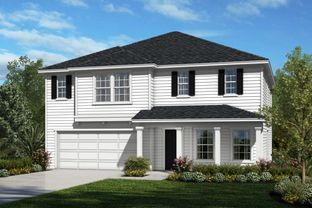 The Palm - The Preserve at Wells Creek - Executive Series: Jacksonville, Florida - KB Home