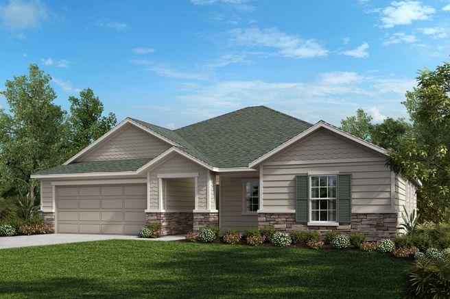 5090 Oak Bend Ave (The Claremont Modeled)