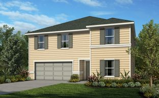 Price Park by KB Home in Jacksonville-St. Augustine Florida