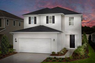 The Savannah Modeled - Meadows at Oakleaf: Jacksonville, Florida - KB Home