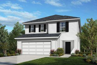 The Fulton - Meadows at Oakleaf: Jacksonville, Florida - KB Home
