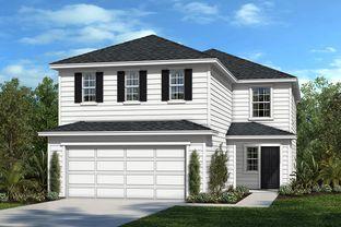 The Miramar - Meadows at Oakleaf: Jacksonville, Florida - KB Home