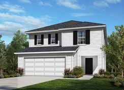 Plan 2089 - Oakhurst Park: Jacksonville, Florida - KB Home