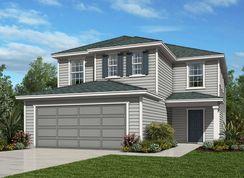 Plan 2387 - Carter Landing: Jacksonville, Florida - KB Home