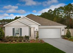 The Berkley Modeled - Sandler Lakes: Jacksonville, Florida - KB Home