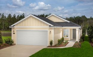 Carter Landing by KB Home in Jacksonville-St. Augustine Florida