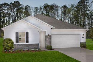 Plan 1541 Modeled - Village Park: Green Cove Springs, Florida - KB Home