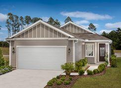 Plan 1638 Modeled - Oakhurst Park: Jacksonville, Florida - KB Home