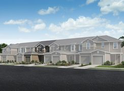 The Easton - Orchard Park Townhomes: Saint Augustine, Florida - KB Home