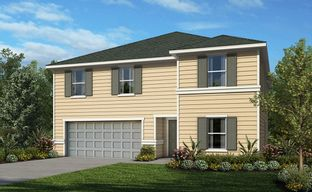 Southshore at Bannon Lakes - Executive Series by KB Home in Jacksonville-St. Augustine Florida