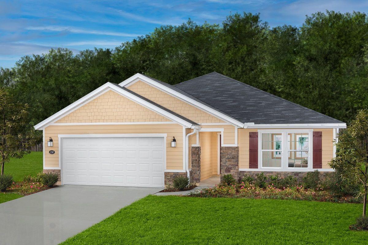 'Barrington Cove' by KB Home - Jacksonville in Jacksonville-St. Augustine