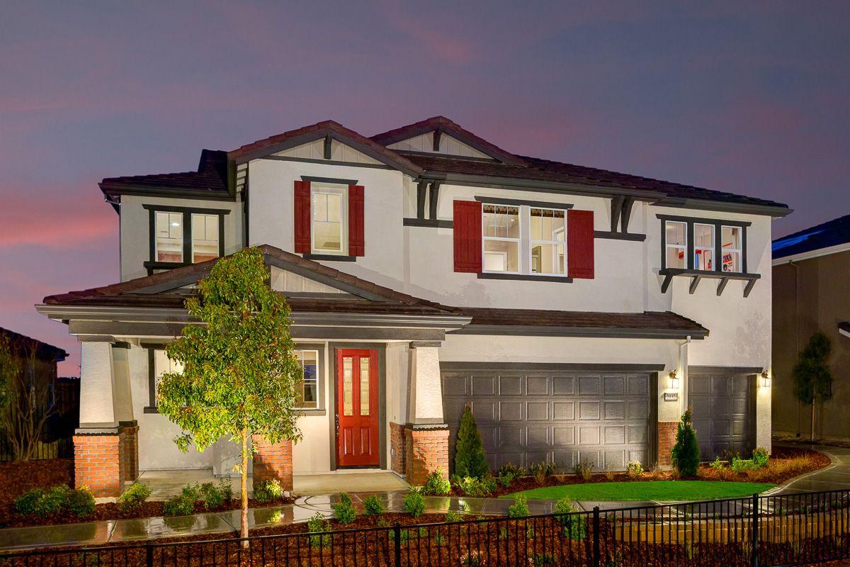 Plan 3632 Modeled   Legato At WestPark: Roseville, California   KB Home