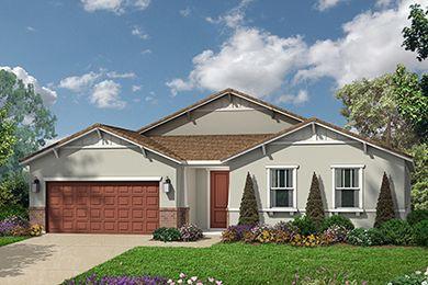 KB Home New Plans In Roseville CA