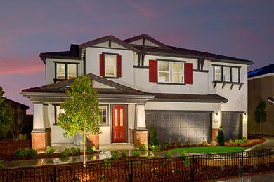 KB Home New Models In Roseville CA