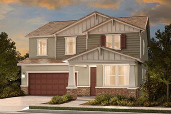 Shasta Ridge In Elk Grove Ca New Homes By Kb Home