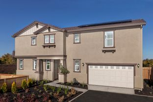 Plan 1853 Modeled - Sheldon Terrace: Elk Grove, California - KB Home