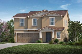 Plan 1850 - Granite Bluff: Rocklin, California - KB Home