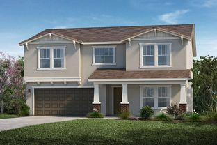 Plan 2551 - Granite Bluff: Rocklin, California - KB Home