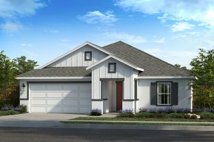 Plan 1680 - Heritage at Mitchell Village: Citrus Heights, California - KB Home