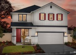 Plan 2156 Modeled - Heritage at Mitchell Village: Citrus Heights, California - KB Home