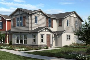 Plan 1508 - Canyon at Mitchell Village: Citrus Heights, California - KB Home