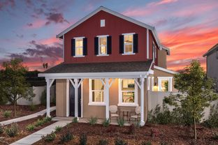 Plan 1628 Modeled - Canyon at Mitchell Village: Citrus Heights, California - KB Home