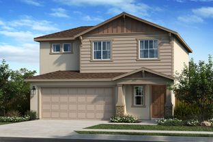 Plan 1583 - Oaks at Mitchell Village: Citrus Heights, California - KB Home