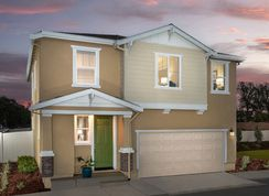 Plan 1784 Modeled - Oaks at Mitchell Village: Citrus Heights, California - KB Home
