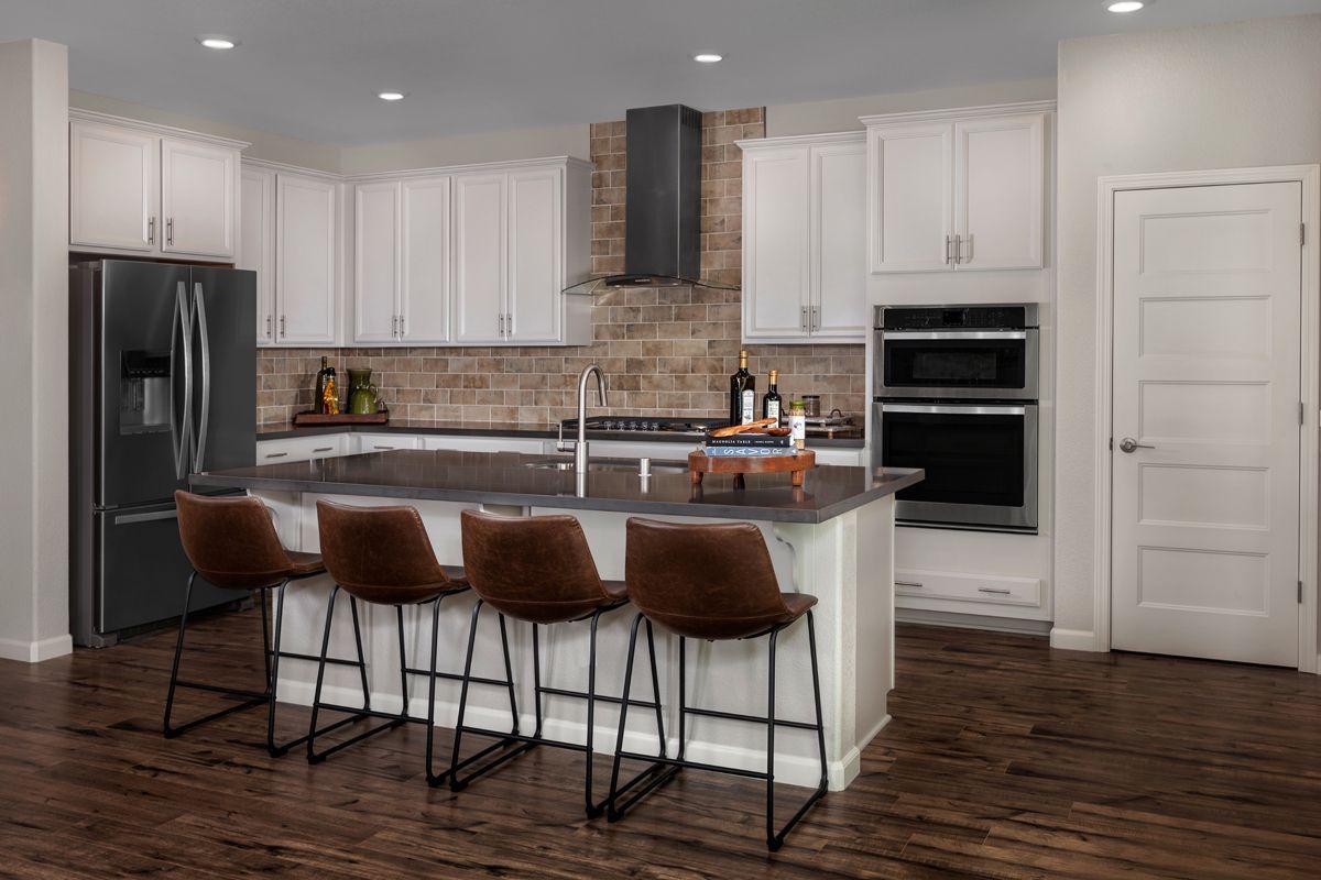 Kitchen-in-Plan 2229 - Modeled-at-Belluno-in-Stockton