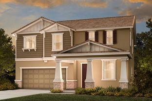 Plan 2376 - Montevello: Stockton, California - KB Home