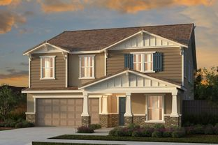 Plan 3061 - Haven Villas at Sundance: Manteca, California - KB Home