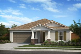 Plan 1769 - Turnleaf at Patterson Ranch: Patterson, California - KB Home
